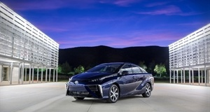 Toyota set to Launch Hydrogen Power Car