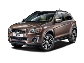 Mitsubishi ASX *New Model*