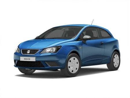 Seat Ibiza Sport Coupe 1.0 S A/C