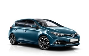 Toyota Auris  1.2T Business Edition