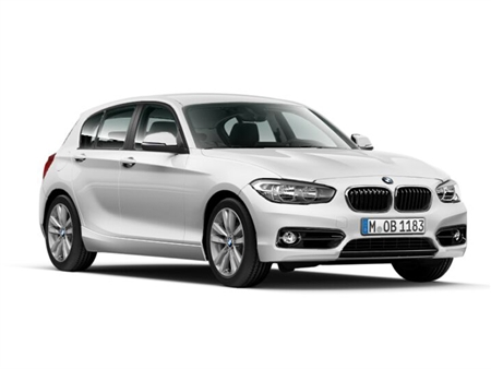 BMW 1 Series 5 Door 118i (1.5) SE (Nav)