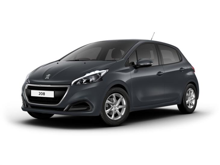 Peugeot 208 5 Door 1.2 PureTech 110 Tech Edition | Car Leasing ...