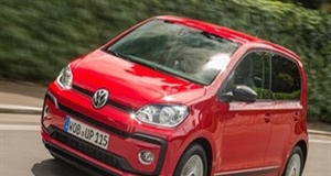 Volkswagen Refresh Up! City Car For 2016