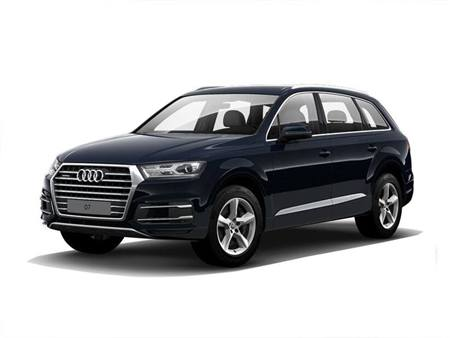 Audi Q Car Leasing Nationwide Vehicle Contracts - Audi q7 contract hire