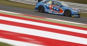 BTCC: Third time's a charm for Holland at Snetterton