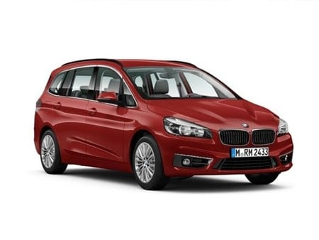 BMW 2 Series Gran Tourer 218d Luxury Step Auto