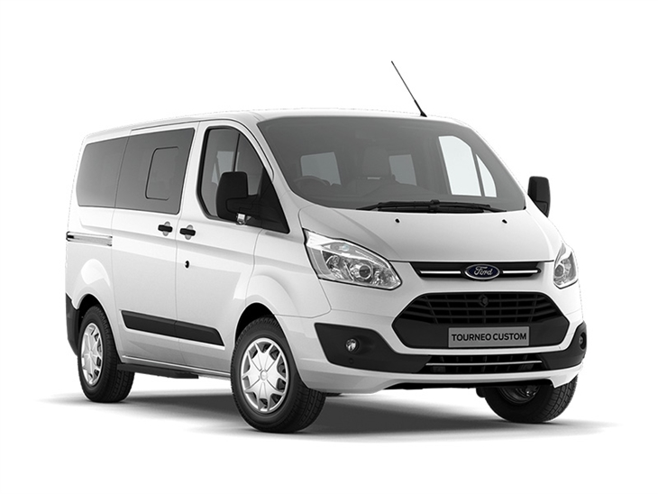 Ford Transit Custom Tourneo