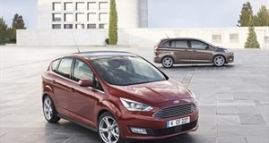 Comfort and Refinement as Standard with the new Ford C-Max and Grand C-Max