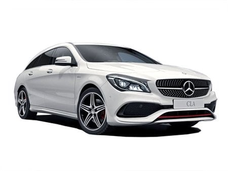 Mercedes-Benz CLA Shooting Brake 220d AMG Line 4Matic Auto