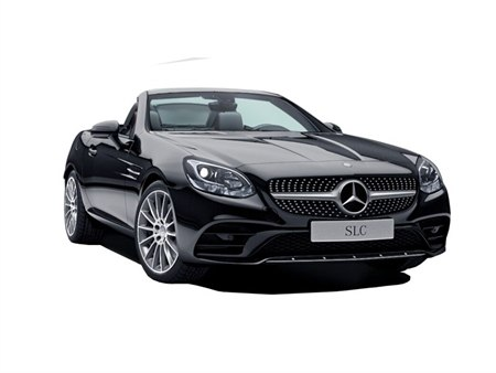 Mercedes-Benz SLC Roadster 250d AMG Line 9G-Tronic *Model Year 2017.5*