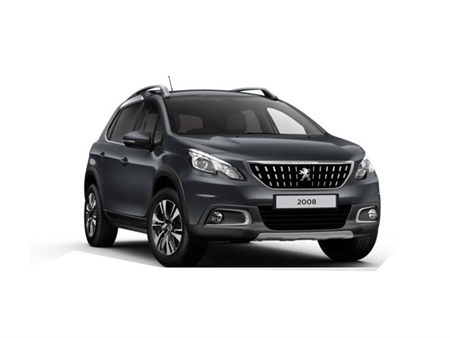 Peugeot 2008 Crossover 1.6 BlueHDi 100 Allure