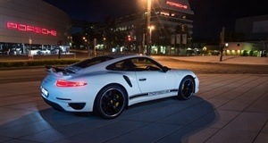 Exclusive Porsche 911 Turbo S GB Edition only available in the UK