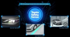 New Integrated Safety Technology from Toyota