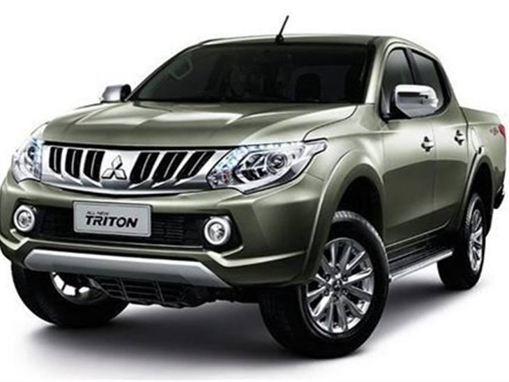 Mitsubishi L200 Series 5 Double Cab DI-D 178 Barbarian 4WD | Van Leasing |  Nationwide Vehicle Contracts