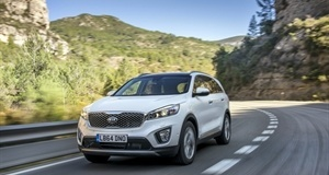 The New Kia Sorento Now Available to Lease