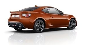 Toyota Change the Toyota GT86