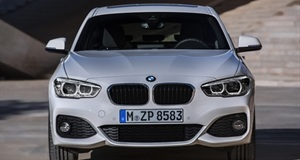 BMW 1 Series Updates for 2015