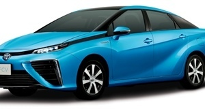 Toyota Fuel Cell Sedan Looks To The Future