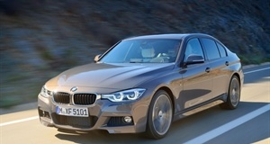 BMW 3 Series Saloon Review by Nationwide Vehicle Contracts