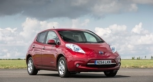 No Shock with Nissan LEAF Electric Car Sales