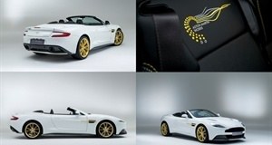 Aston Martin Works Celebrates 60 Years with 6 Bespoke Cars