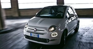 New Fiat 500 Revealed and Available To Lease