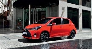 Toyota Reveal Specification for new Toyota Yaris