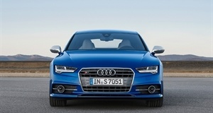 Audi Head Up their A7 Sportback Range with the V6 TDI ultra