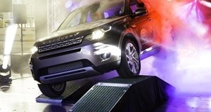 First Production Land Rover Discovery Sport is a Virgin Car