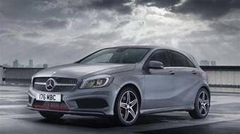 Hot Offer on Mercedes-Benz A Class A180d AMG Line for April Delivery