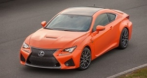 The New Lexus RC F: A High Performance Coupe with a Difference